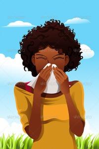 sinus sneezing